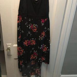 Torrid summer dress size 1